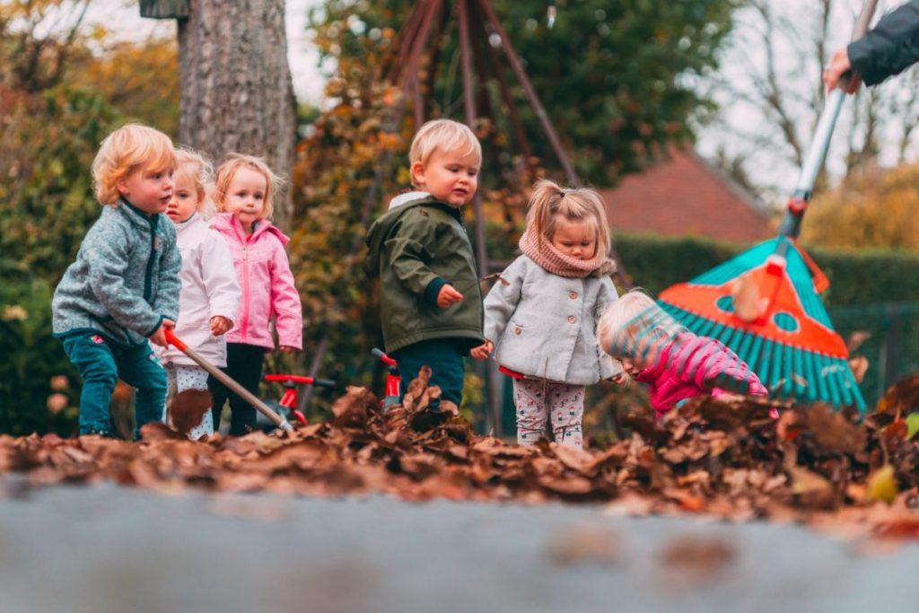 Herfst-Kindjes