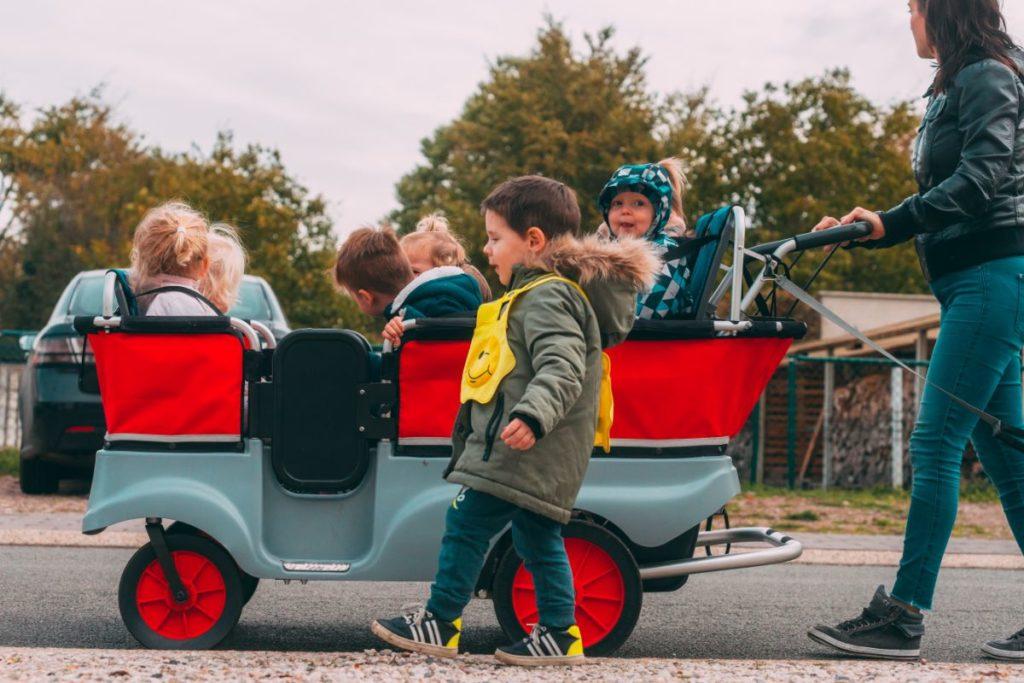 Wandeling-kinderdagverblijf