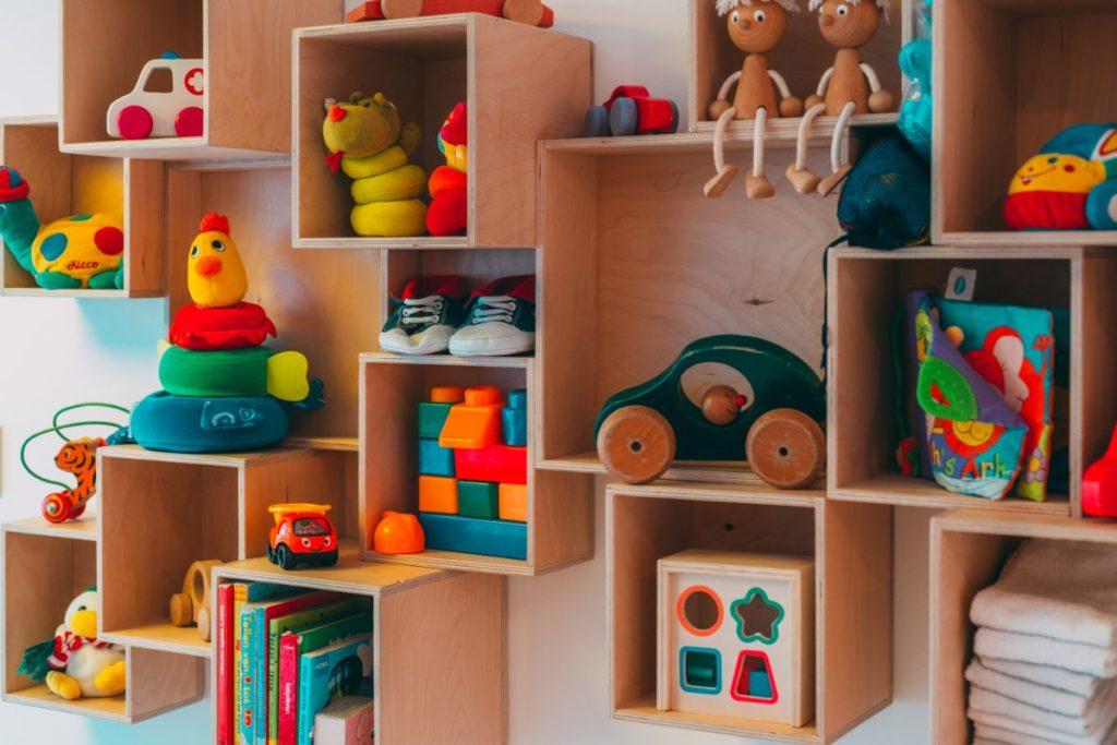 Speelgoed-kinderdagverblijf